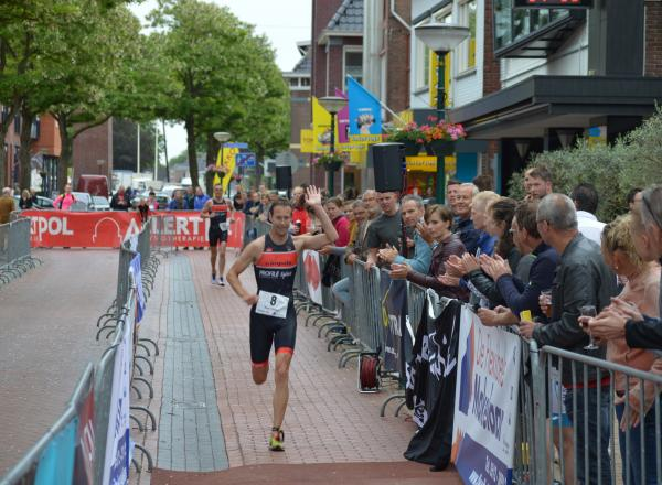 9 juni: Feanster 40 Triatlon;