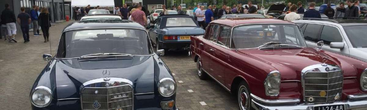 2 september Mercedes StarCars & Coffee