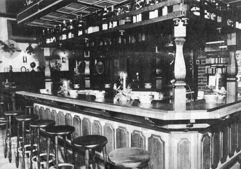 Bar-café \'t Aansteekhuis werd bijzonder sfeervol verbouwd ...
